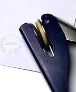 Company Seal Embossed McGrath Seals