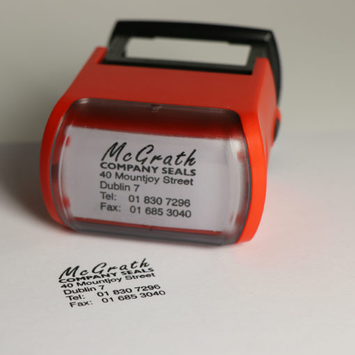 Company Stamp McGrath Seals