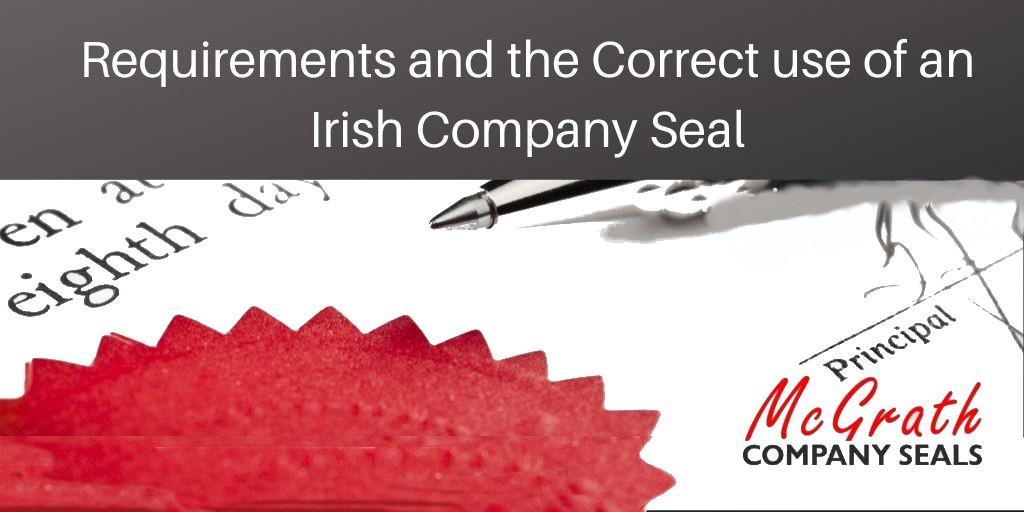 Irish company Seal